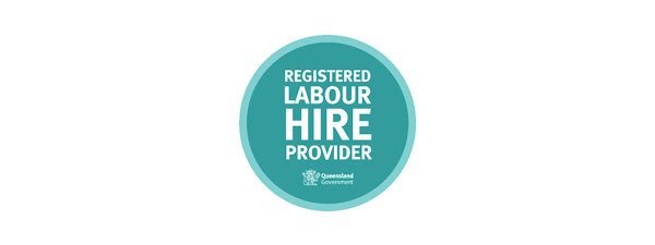 registered labour hire provider logo